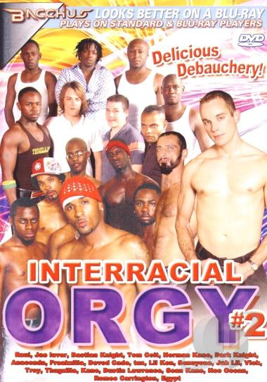 Interracial orgy bacchus view asstounding!