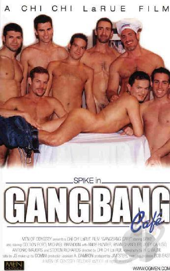 Gay gang bang dvd