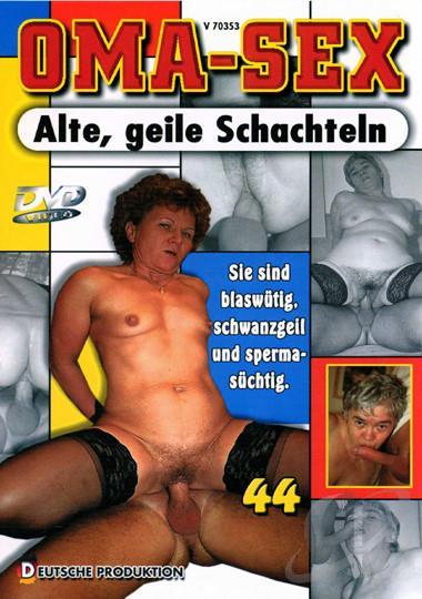 deutscher oma sex