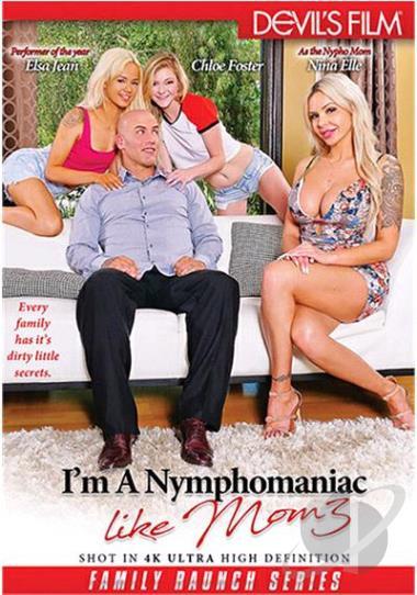 I'm A Nymphomaniac Like Mom 3 (2018)