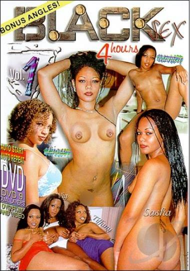 Ebony sex dvd