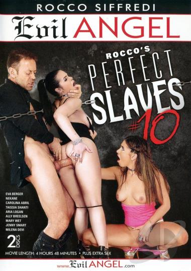 Rocco's Perfect Slaves # 10 DVD