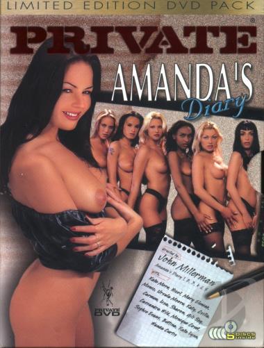 Порно с amanda diary