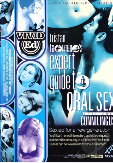 Tristan Taormino's Expert Guide To Oral Sex: Cunnilingus DVD