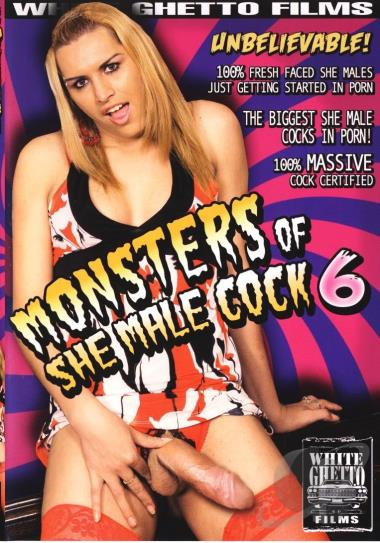 Monsters of shemale cock part