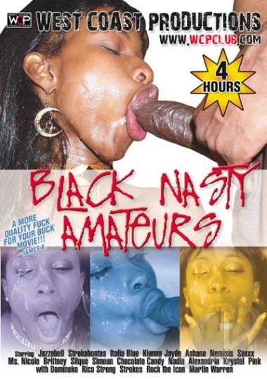 Black nasty amateurs