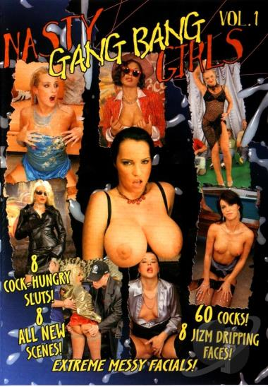 The gangbang girl 1 2 dvd