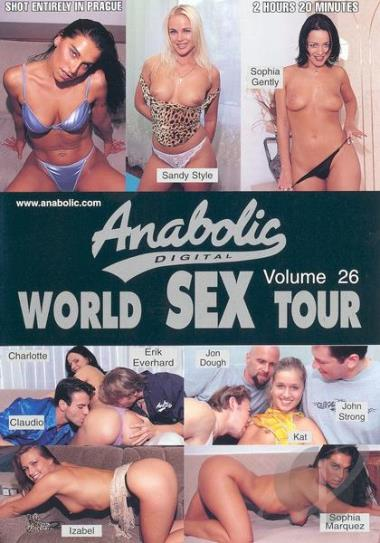Anabolic studio world sex tour poland