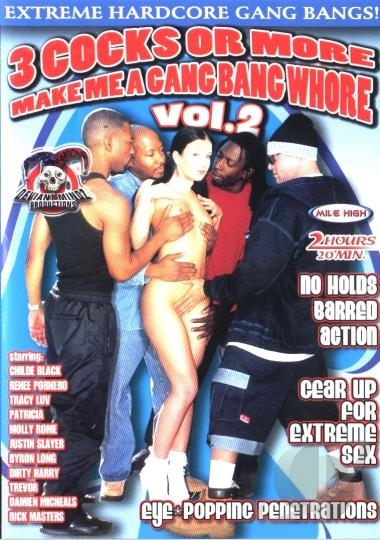 Extreme gang bang 3 on dvd