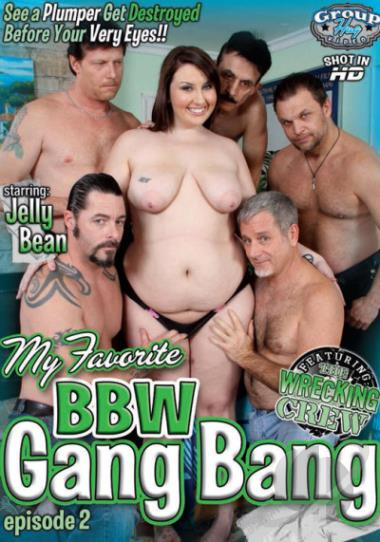 bbw gangbang dvd