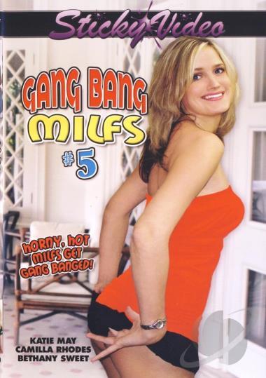 Gangbang milfs dvd
