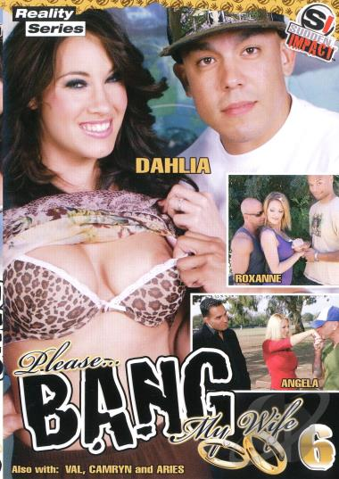 Please Bang My Wife Dvd