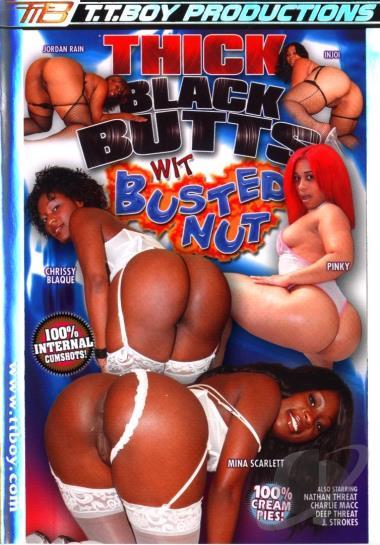 Chrissy blaque thick black butt 8