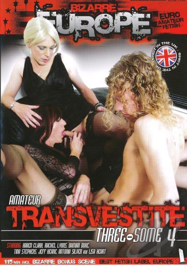 Transvestite dvds