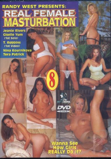 Solo female masturbation dvd