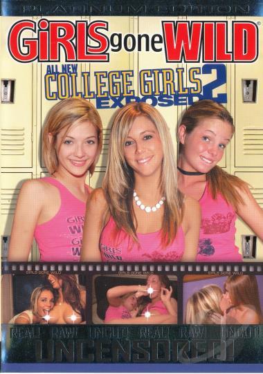 Exposed College girls