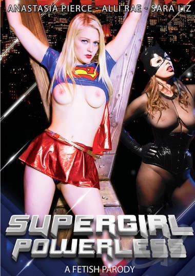 dvd Superheroine porn fetish vivid