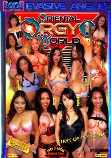 Orgy world dvd