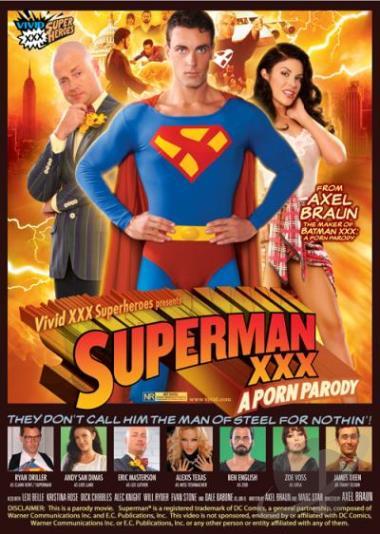 xxx parody Superman