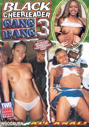 black cheerleader gangbang 5