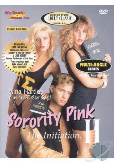 Sorority sex initiation dvd