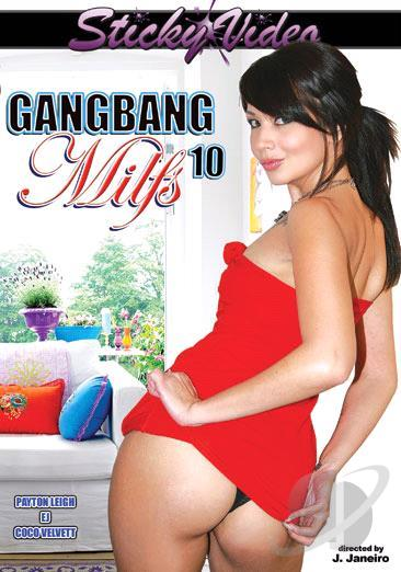 Milfs gang bangin other milfs