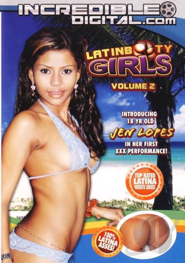 deep cheeks porn latin dvd - Latin Booty Girls # 2 DVD