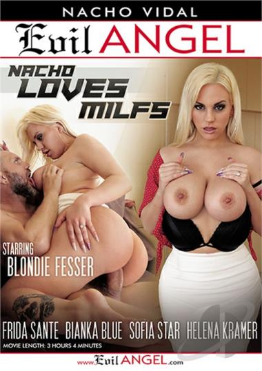 Nacho Loves MILFs