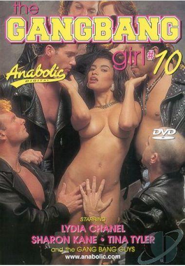 Anabolic Gangbang Girls - Gangbang Girl # 10 DVD