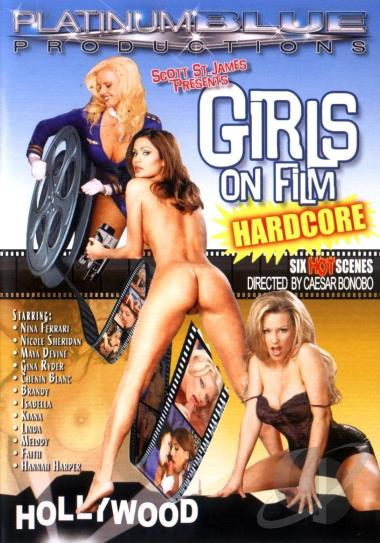 Girls on film porn