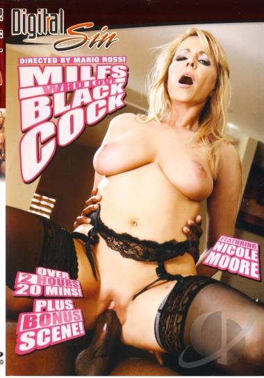 Milfs love it black