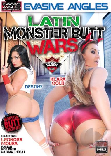 deep cheeks porn latin dvd - Latin Monster Butt Wars DVD