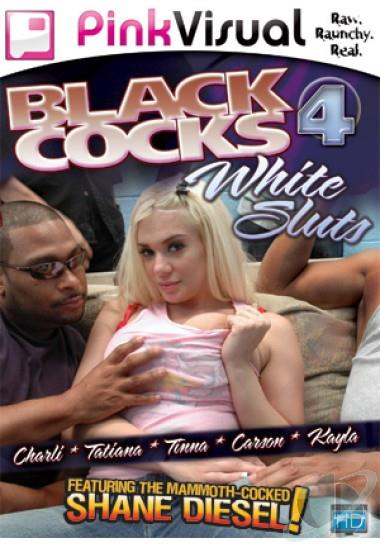 Raunchy interracial sluts dvd