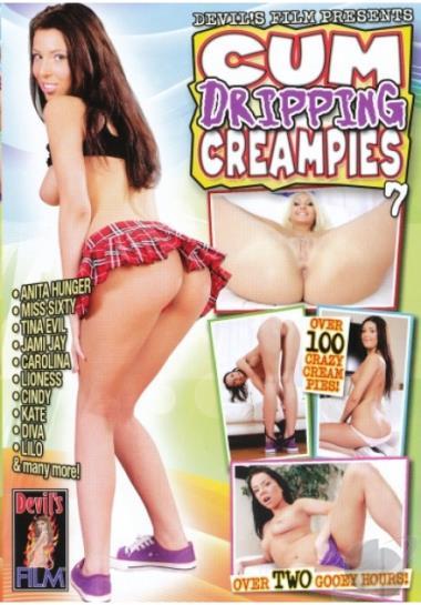 creampies dripping cum