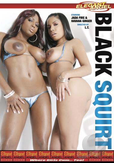 Havana Ginger Squirt Porn - Black Squirt DVD