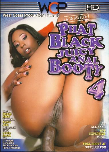 anal ass Phat black