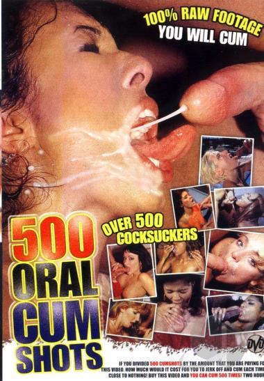 500 oral cumshots