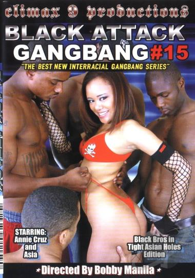 All black gangbang porn video dvd labels