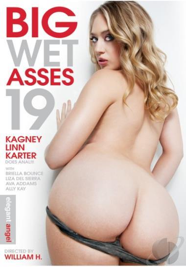 Big wet asses series