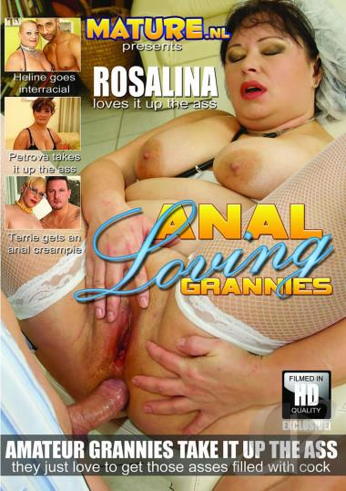 German anal grannies dvd
