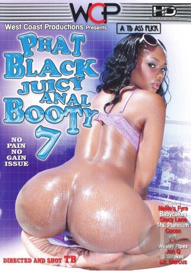 anal Phat black booty juicy