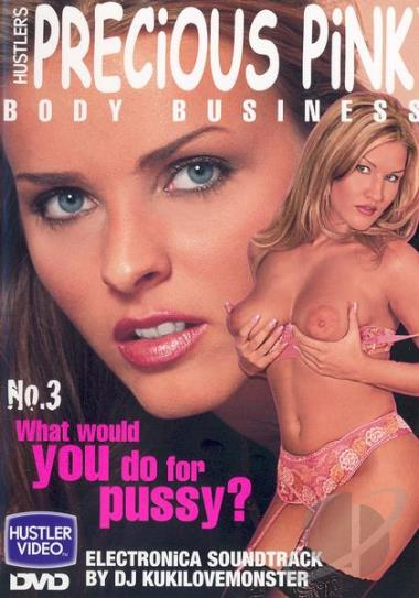 hustler precious pink dvd