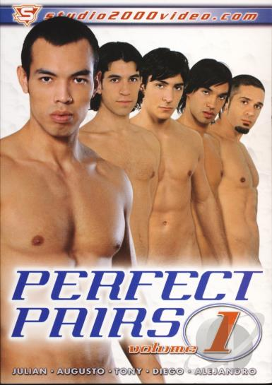 Perfect Pairs 1 Cover Front