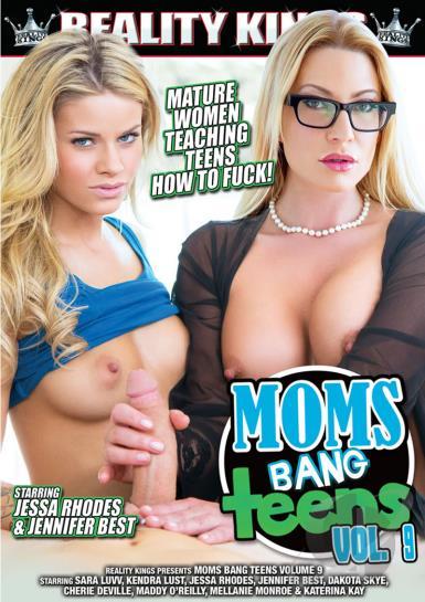 Moms Bang Teens # 9
