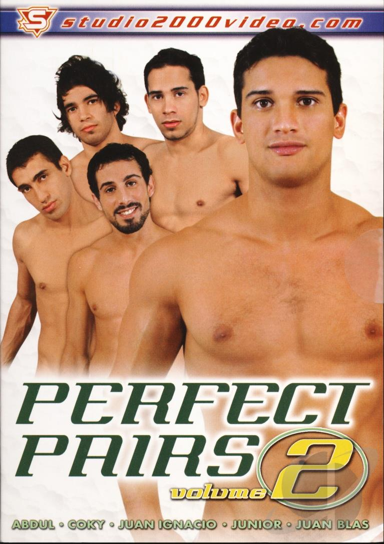 Perfect Pairs 2 Cover Front