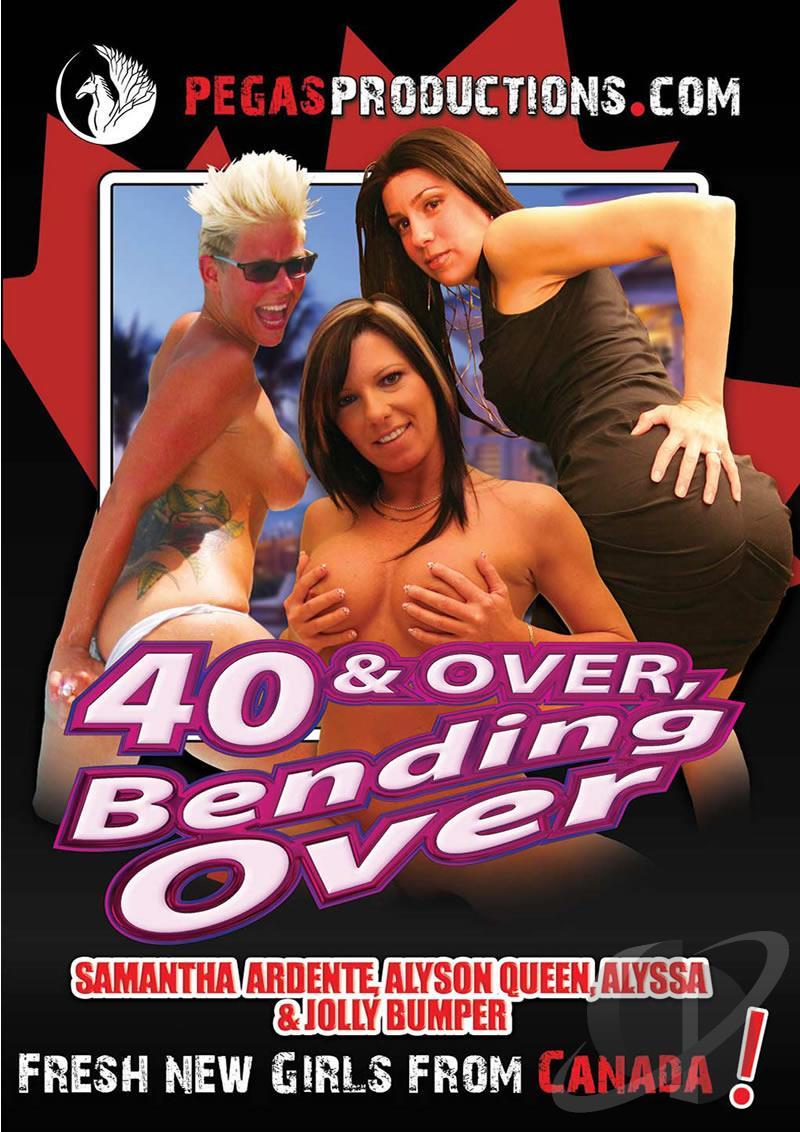 All In Alyssa Dvd Porn 40 & over bending over dvd
