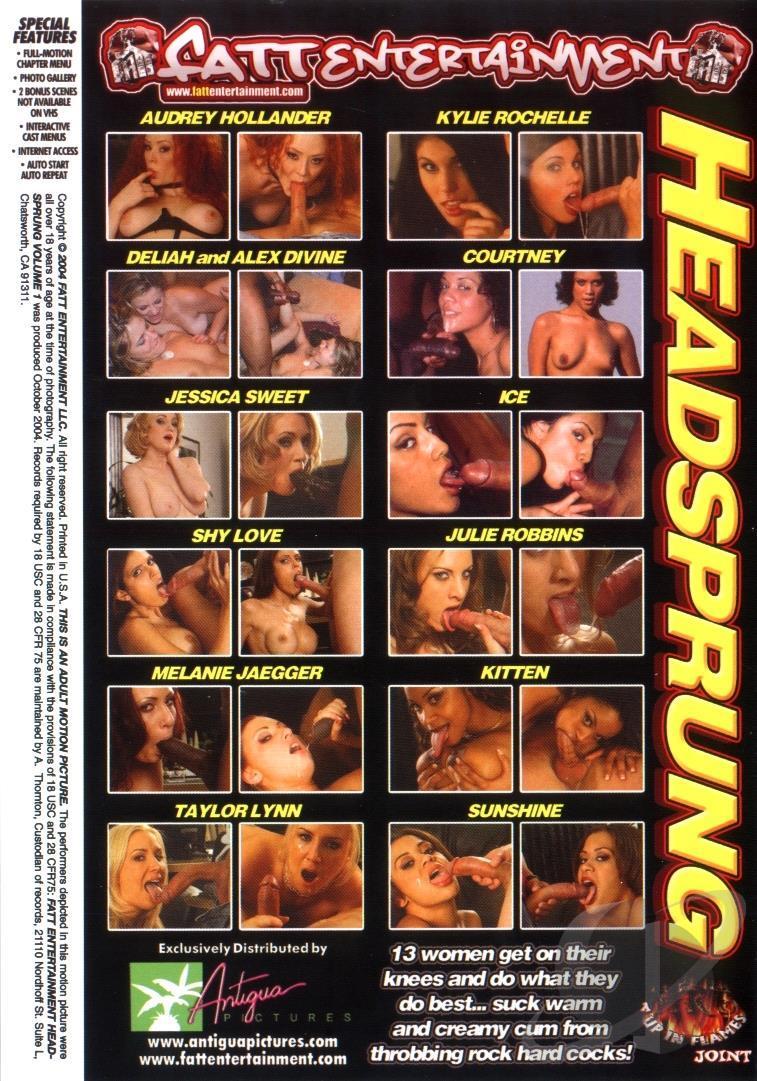 Adult Cd Universe headsprung dvd at cd universe