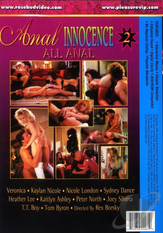 Adult Cd Universe anal innocence # 2 dvd